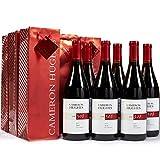 Cameron Hughes Syrah + Gift Bags Red Wine Gift Set, 6 x 750mL