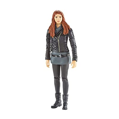 Doctor Who Wave 3 AMY POND Articulated 3.75 Inch Action Figure: Toys & Games