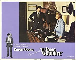 The Long Goodbye Movie Poster (11 x 14 Inches - 28cm x 36cm) (1973) Style G -(Elliott Gould)(Nina Van Pallandt)(Sterling Hayden)(Henry Gibson)(Mark Rydell)(David Arkin)