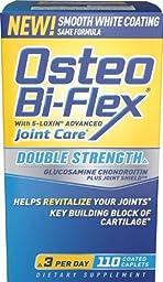 Osteo BiflexAdvanced Double Strength Bottle of 110