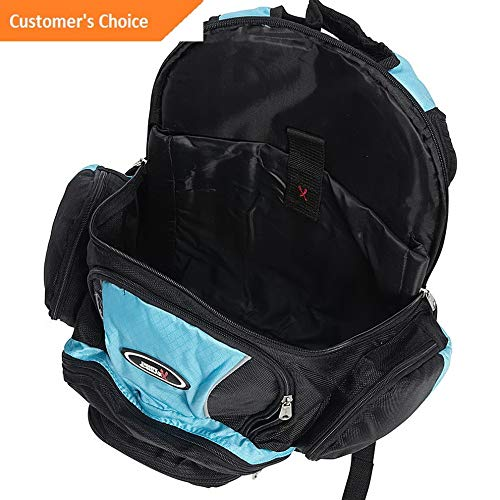 rtment Backpack 2 Colors Business Laptop Backpack NEW | Model LGGG - 7651 | ()