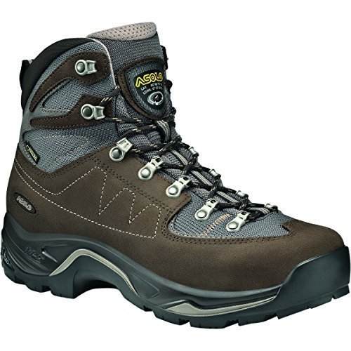 Asolo Men's TPS Equalon GV Evo Dark Brown/Cendre Boot 13 D (M)