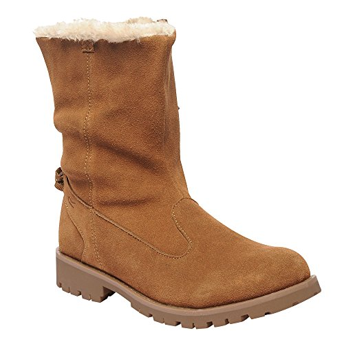 Rise Hiking Bedford High Women's Brown Regatta Saddle Boots Lady Brown qCwIXtv