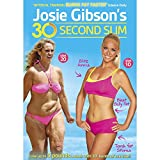 Josie Gibson's 30-Second Slim [Region 2 DVD]