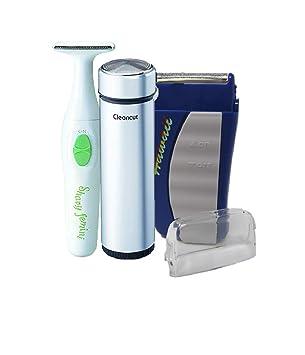 Amazon.com: Cuchilla de afeitar eléctrica personal de lámina ...