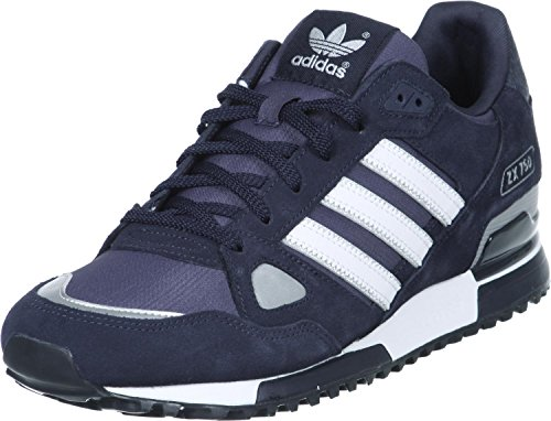 newest collection a66d6 4dd55 Adidas Marino Bianco De 750 Hombre Zapatillas Originals Zx Para Deporte blu  r8vqrOA