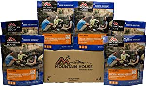 Mountain House Chicken Breast with Rib Meat & Mashed Potatoes 6-Pack