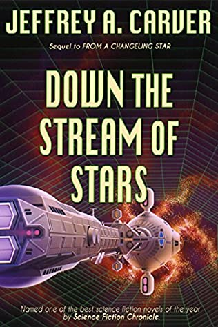 book cover of Down the Stream of Stars