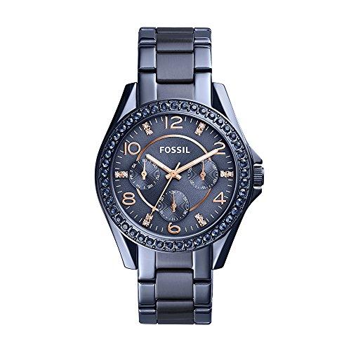fossil blue watch women - 5