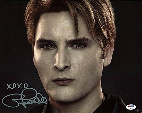 Peter Facinelli Twilight Autographed 11x14 Photo - PSA/DNA Authenticated