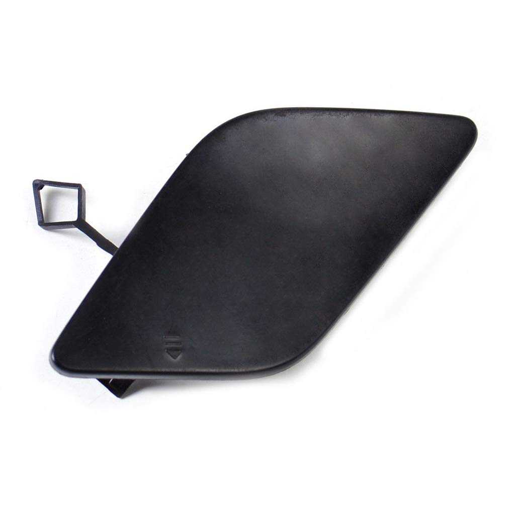 Sunlera Front Bumper Tow Hook Cover Cap Replacement for Mercedes Benz W212 08-13 E300 E350 E400 E500 2128850126