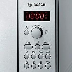Bosch Hmt84g451 Four à Micro Ondes Fonction Grill 1450 W La