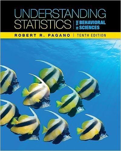 Amazon understanding statistics in the behavioral sciences amazon understanding statistics in the behavioral sciences 10th edition 9781111837266 robert r pagano books fandeluxe Image collections