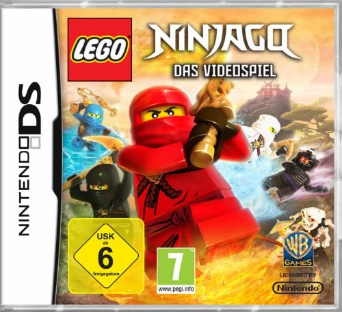 Aktronik Lego Ninjago das Videospiel Nintendo DS vídeo - Juego (Nintendo DS, Estrategia): Amazon.es: Videojuegos