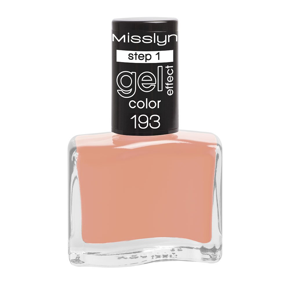 misslyn Gel Effect Color Nº 193 Sunny Memory, 10 ml M191.193