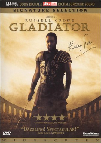 Gladiator Signature Selection (Two-Disc Collector's Edition) ()