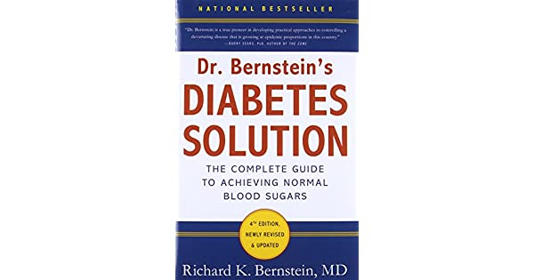 Dr bernsteins diabetes solution the complete guide to achieving dr bernsteins diabetes solution the complete guide to achieving normal blood sugars livros na amazon brasil 8601400129777 fandeluxe Choice Image
