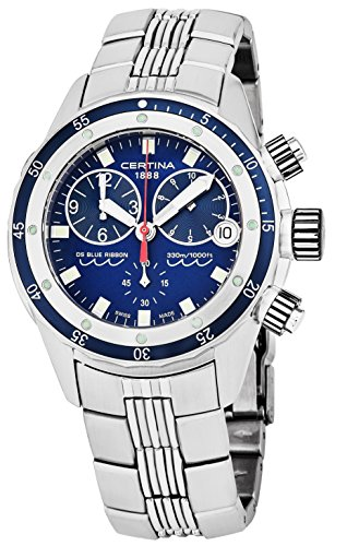 Certina Men's Watches DS Blue Ribbon C007.417.11.041.00 - 2