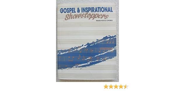 Gospel Inspirational Showstoppers Pianovocalchords Carol