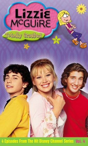 Lizzie McGuire - Totally Crushed (TV Series, Vol. 4) [VHS]