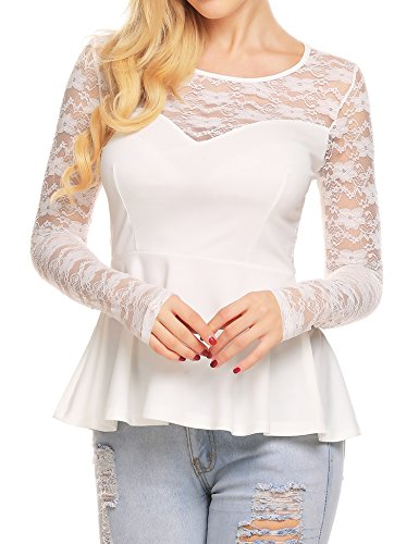 Beautiful Lace Top - 7