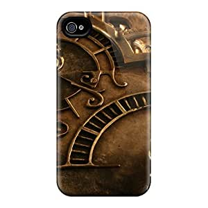 Hard Plastic Iphone 4/4s Case Back Cover,hot Dials Case At Perfect Diy