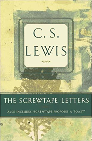 the screwtape letters includes screwtape proposes a toast cs lewis 9780684831176 amazoncom books