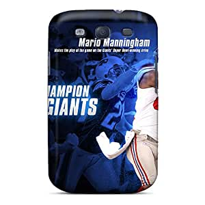 AgVRf3584nZnQD Tpu Case Skin Protector For Galaxy S3 New York Giants With Nice Appearance
