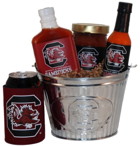 University of South Carolina Tailgate Grilling Gift Basket - Small
