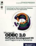 Microsoft ODBC 3.0 Software Development Kit and