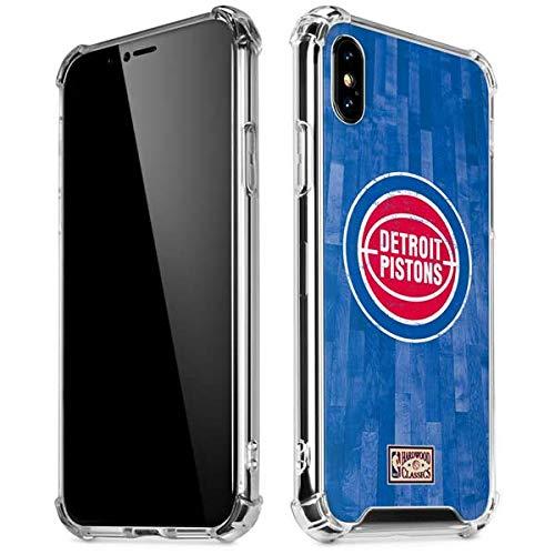 the latest 1dda2 c39b8 Amazon.com: Skinit Detroit Pistons Hardwood Classics iPhone ...