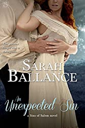 An Unexpected Sin (Entangled Scandalous) (Sins of Salem Book 2)