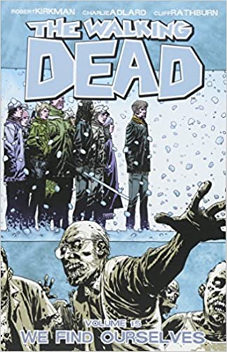 The Walking Dead Book 15 New Book Robert Kirkman