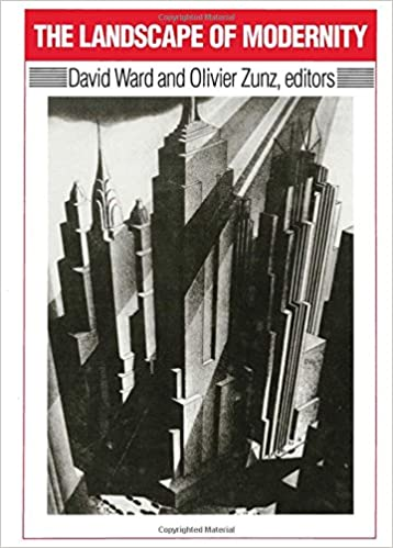 landscape of modernity essays on new york city soviet  landscape of modernity essays on new york city 1900 1940 soviet and east european studies 86 david ward olivier zunz 9780871549006 com