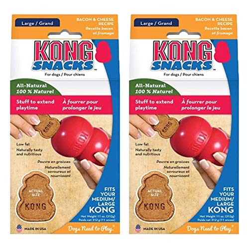 KONG Stuff'N Bacon and Cheese Snacks