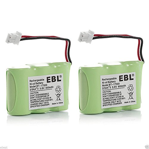 2 Pack Replacement Battery for Sanyo GES-PCH06