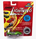 Johnny Lightning Custom Spoiler (Green) Commemoratives Series 4 Limited Edition 1995 Playing Mantis 1:64 Scale Die Cast Vehicle