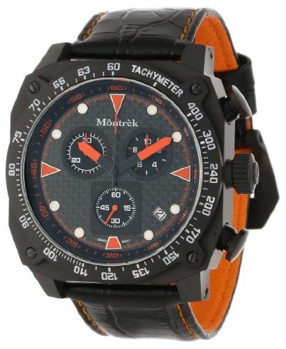 Montrek Unisex M42.1213.L423 CR1 Chronograph Swiss Quartz Watch