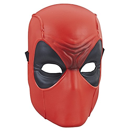 Marvel Deadpool Face Hider Mask -