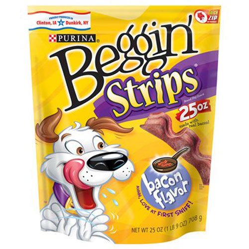 (Beggin Strips Cheese Bacon 6Oz)