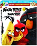 The Angry Birds Movie [Blu-ray + DVD + Digital Copy] (Bilingual)