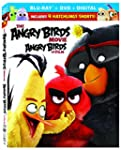 The Angry Birds Movie [Blu-ray + DVD...