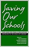 Saving Our Schools, , 1571431020