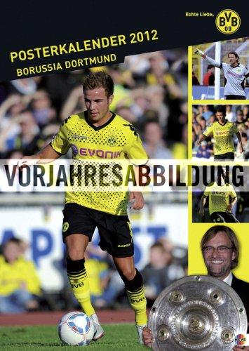 Borussia Dortmund 2013. Posterkalender