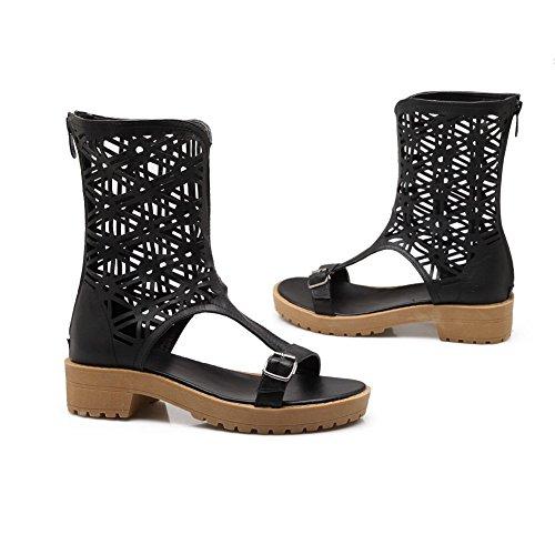 1TO9 Sandalias de Vestir Para Mujer negro