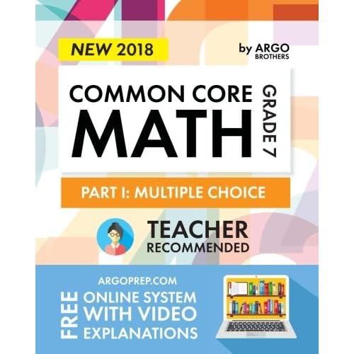 Math Grade 7 Amazoncom