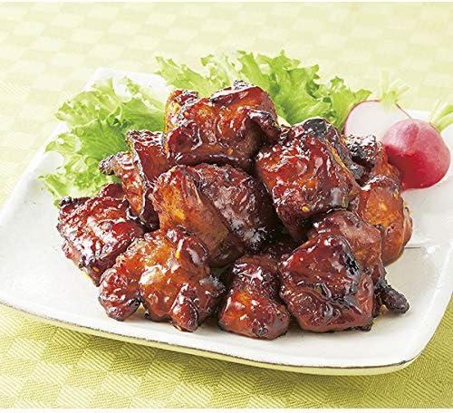 ニチレイ 若鶏の照焼き(甘辛醤油仕立て) 500g【冷凍】