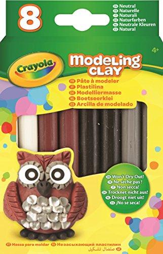Crayola Modeling Clay Pack Natural