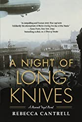 A Night of Long Knives (Hannah Vogel Novels) by Cantrell, Rebecca (2011) Paperback