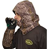 Avery Outdoors Fleece Yukon Hood,BuckBrush